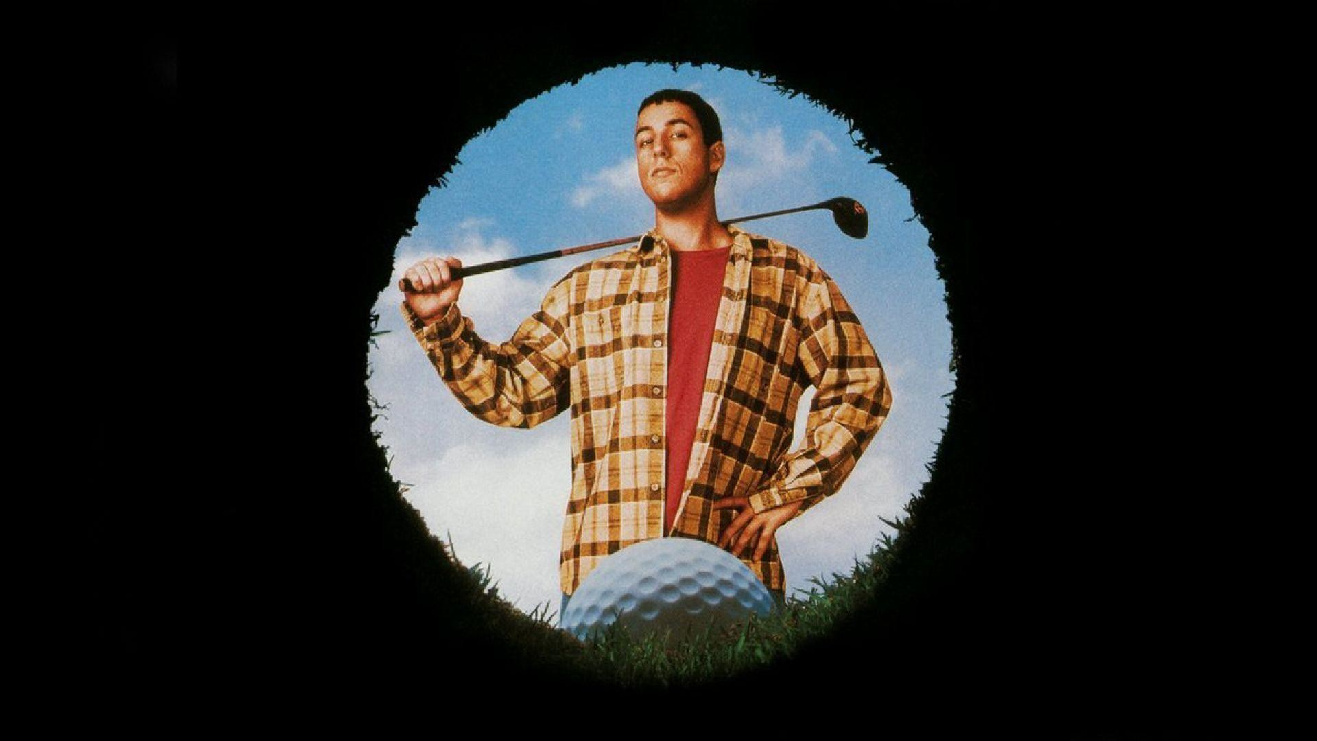 Adam Sandler's golf movie Happy Gilmore has produced a cult following since its release in 1996 -- and turned Bob Barker into a tough guy
