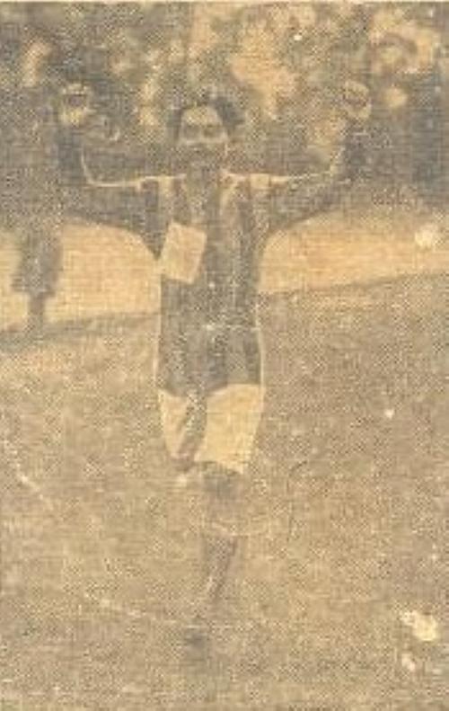 Phadeppa Dareppa Chaugule was India's first Olympic marathon runner
