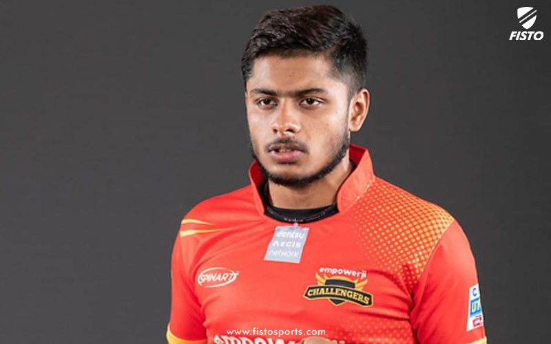 Arjun Ghosh: 'I am that kind of player who shout