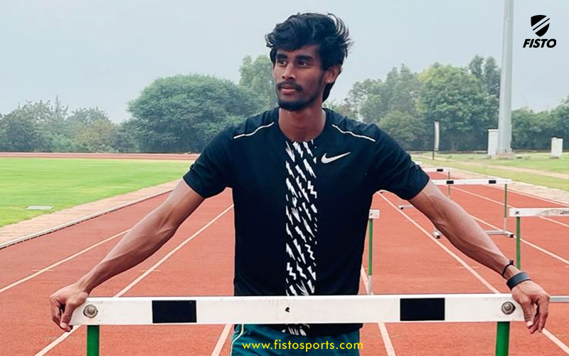 Hurdles phenom Yashwanth Kumar embarks on next stage of career