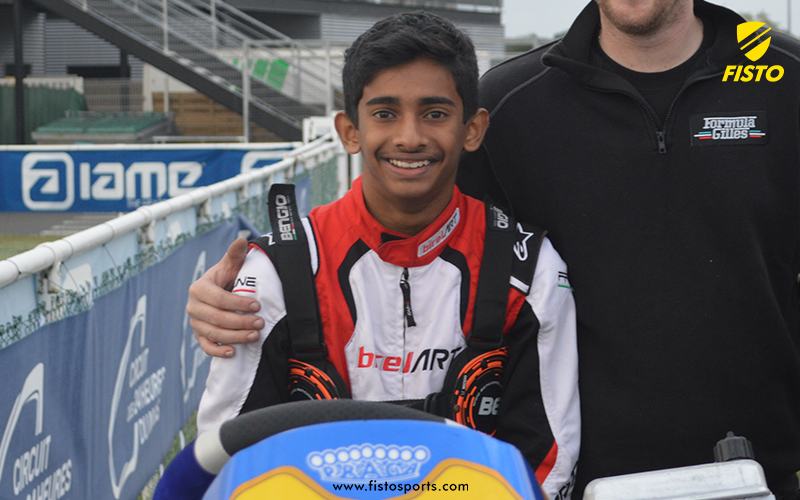 Champion karter Ruhaan Alva dreams of becoming multiple-time world champion in F1