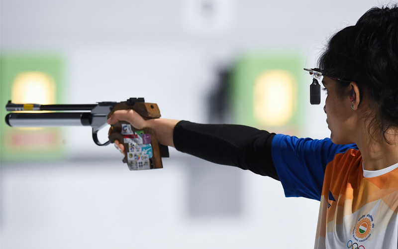 New Tokyo 2020 qualification system for shooting a
