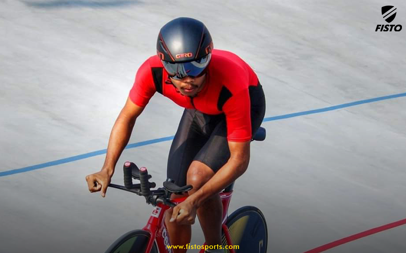 Rimanju Roy preparing for a steep learning curve to chase a medal at Asian Track Championships