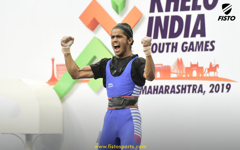 Shubham Kolekar: 'I have goals, but they mainly have to do with competing against myself and becoming a better athlete and lifting bigger weights'
