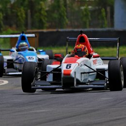 Madras Motor Race Track, Irungattukottai, Kancheepuram District