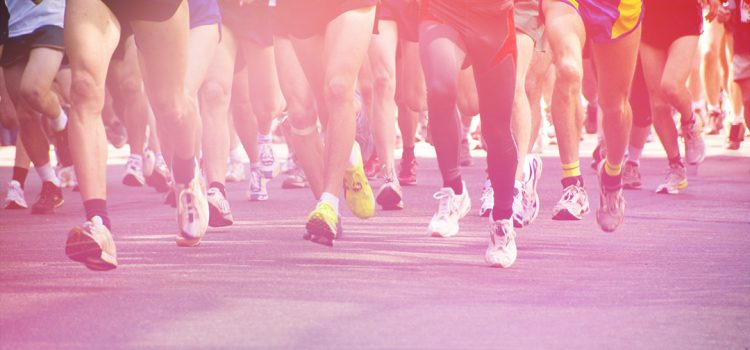 Marathon in india