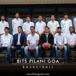 bits pilani basketball