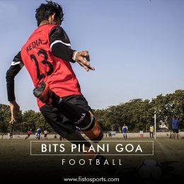 bits pilani football