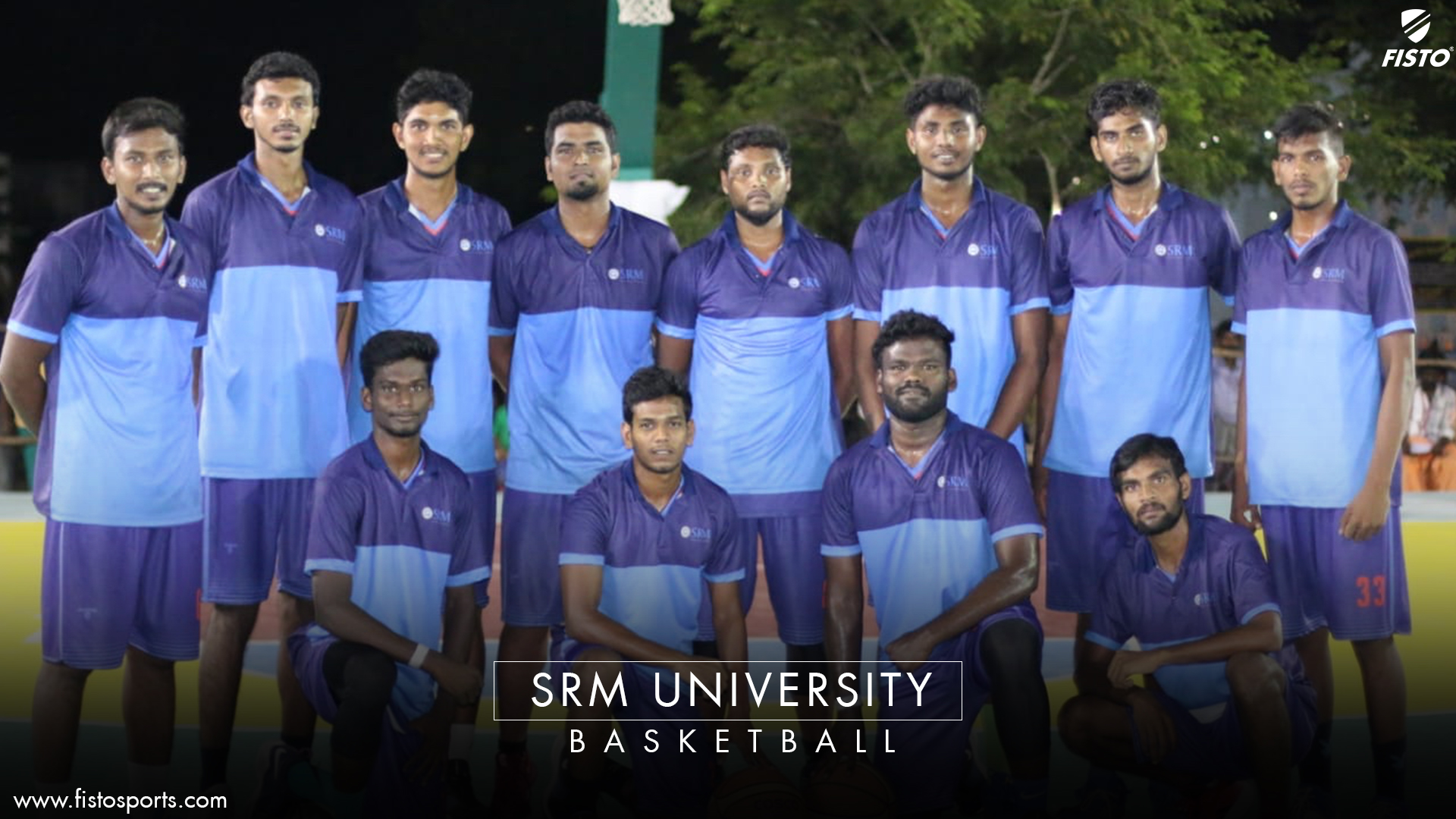 """""""We all believed in one, played as one and remained one throughout the season"""" – SRM University Basketball team"""