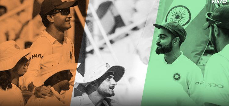 Why does the comparison between Virat Kohli's Team India and Sourav Ganguly's Team India not make sense?