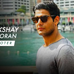 Interview with Indian Shooter Lakshay Sheoran: Taking it one step at a time