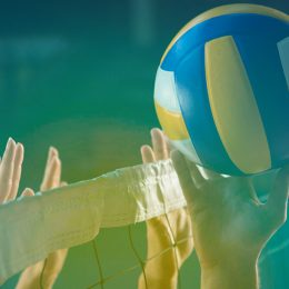 volleyball tournament trials coaching events in india