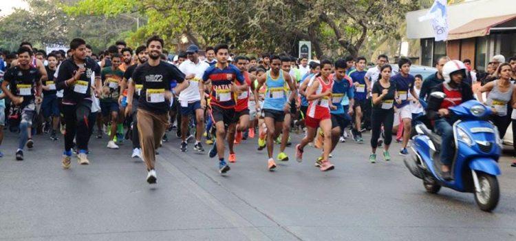 SRF NMIMS host AARAMBH'19 – a 5k Marathon to End Child Sex Abuse